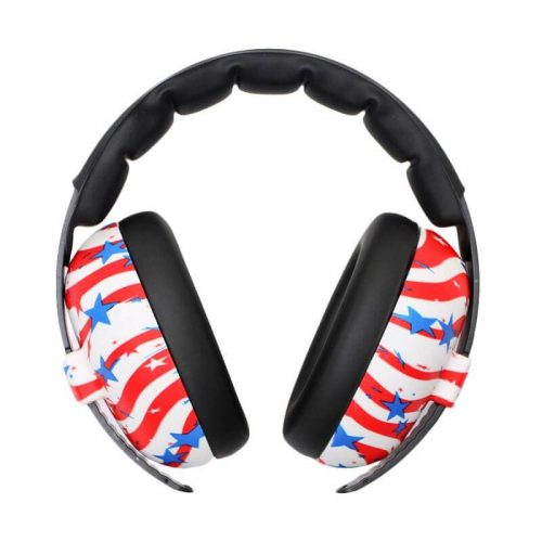 NNS001E-1-Baby-Banz-Infant-Hearing-Protection-Earmuff-Stars-Lines-Dropnoise