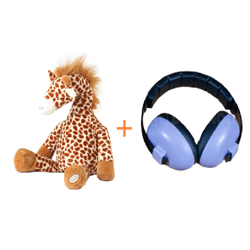 Sweet-Baby-Bundle-Gentle-Giraffe®-8-Sounds-and-Baby-Banz-Infant-Hearing-Protection-Earmuff