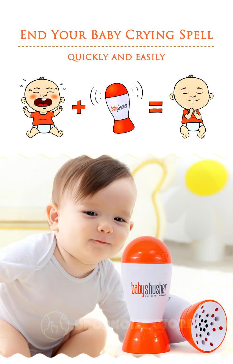 Baby Shusher - Dropnoise Store (1) Logo