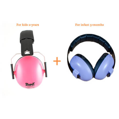 Wonderful-Sibling-Bundle-Baby-Banz-Infant-Kids-Hearing-Protection-Earmuff