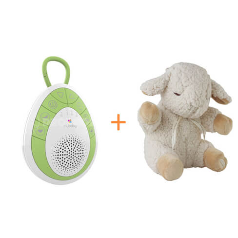 Newborn-Bundle-Baby-Sound-Spa-On-The-Go-Cloud-b-Sleep-Sheep®