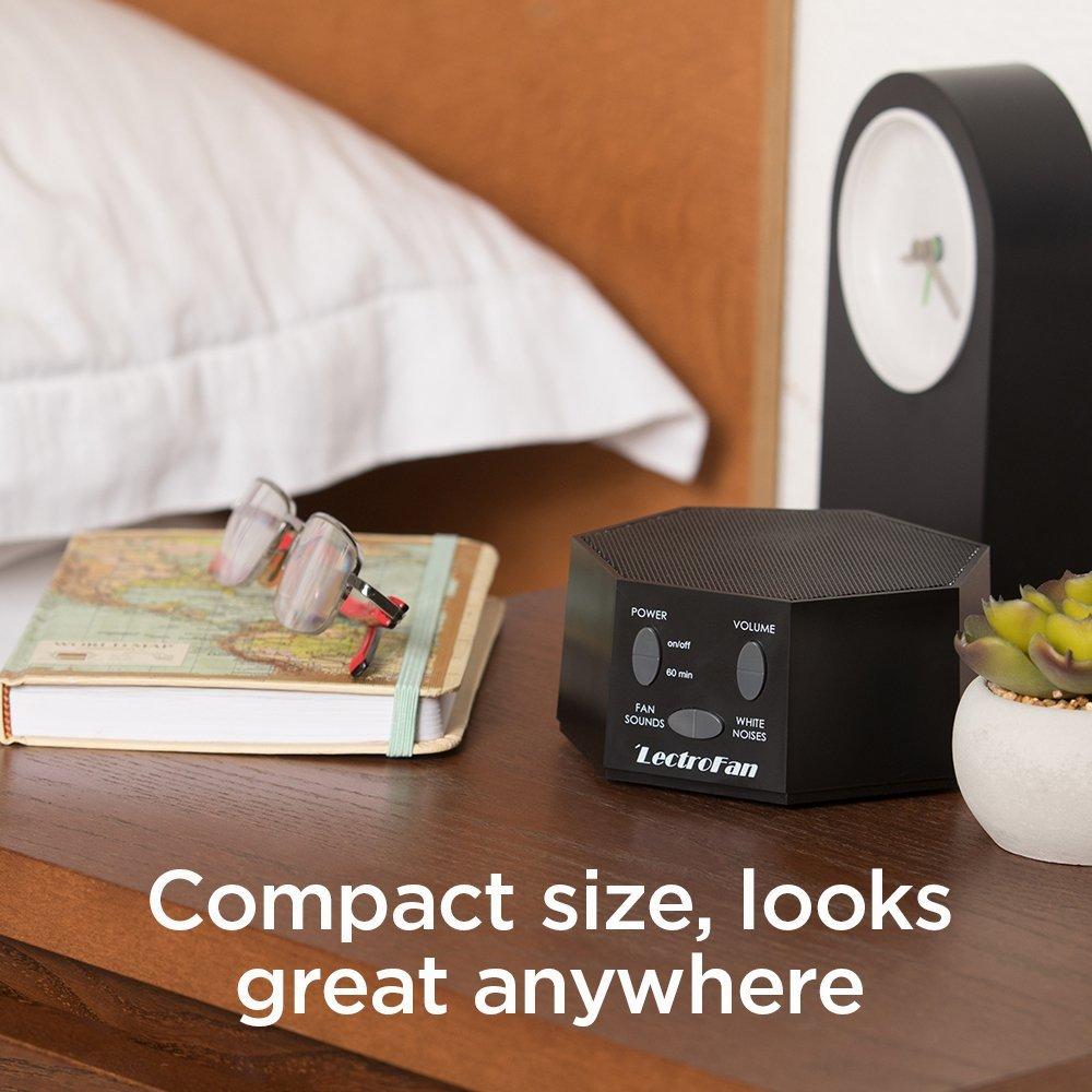 LectroFan – Micro, Wireless Sound Machine With A Twist | | Dropnoise