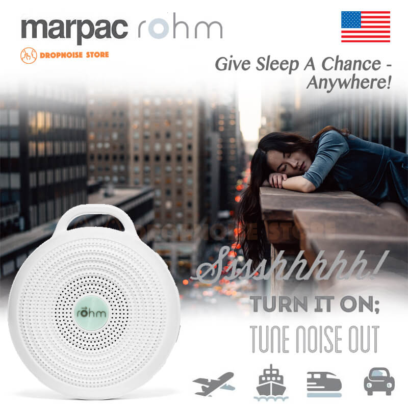 Marpac Rohm Dropnoise Store