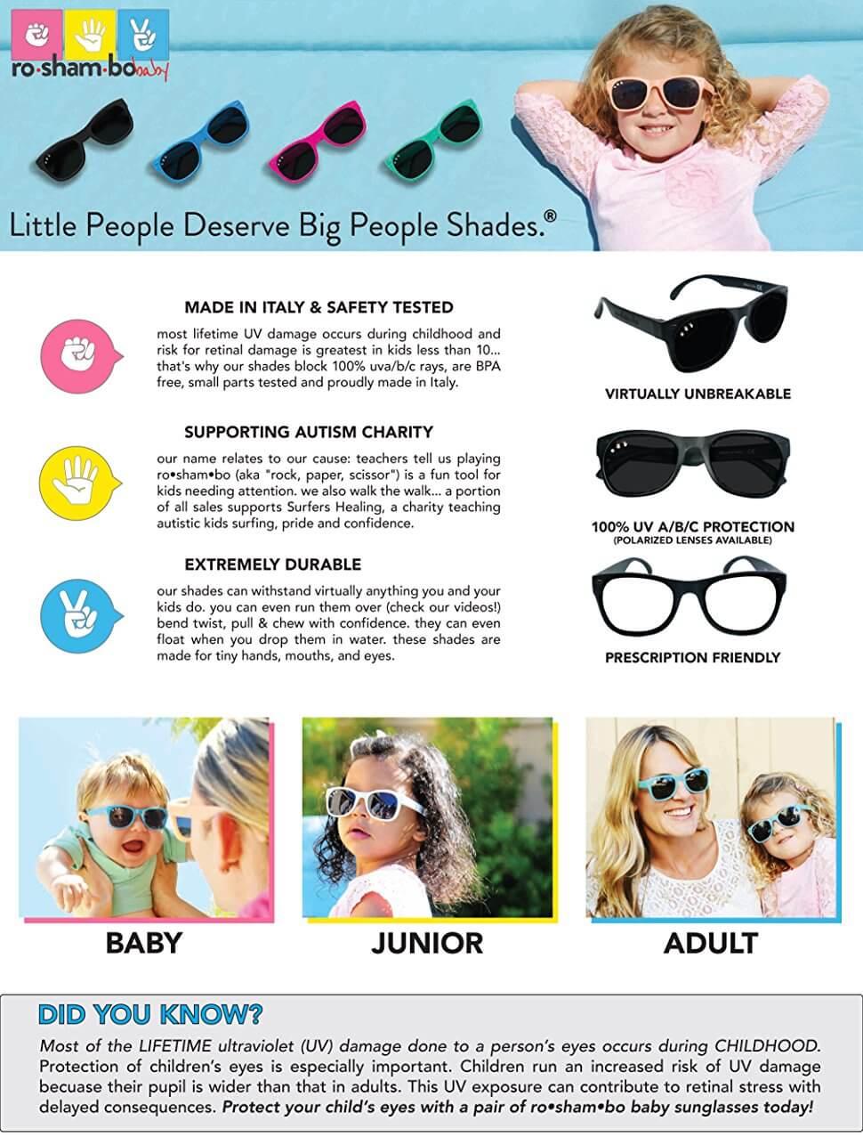 roshambo sunglasses - Dropnoise